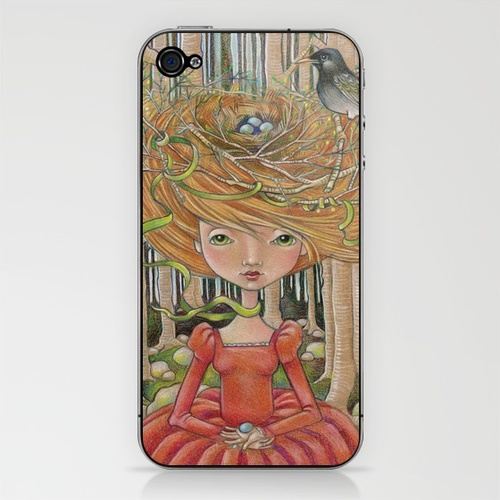 Cases and Skins available on Society6!